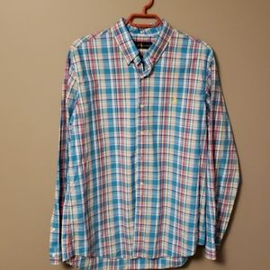 Ralph Lauren Summery plaid shirt size L
